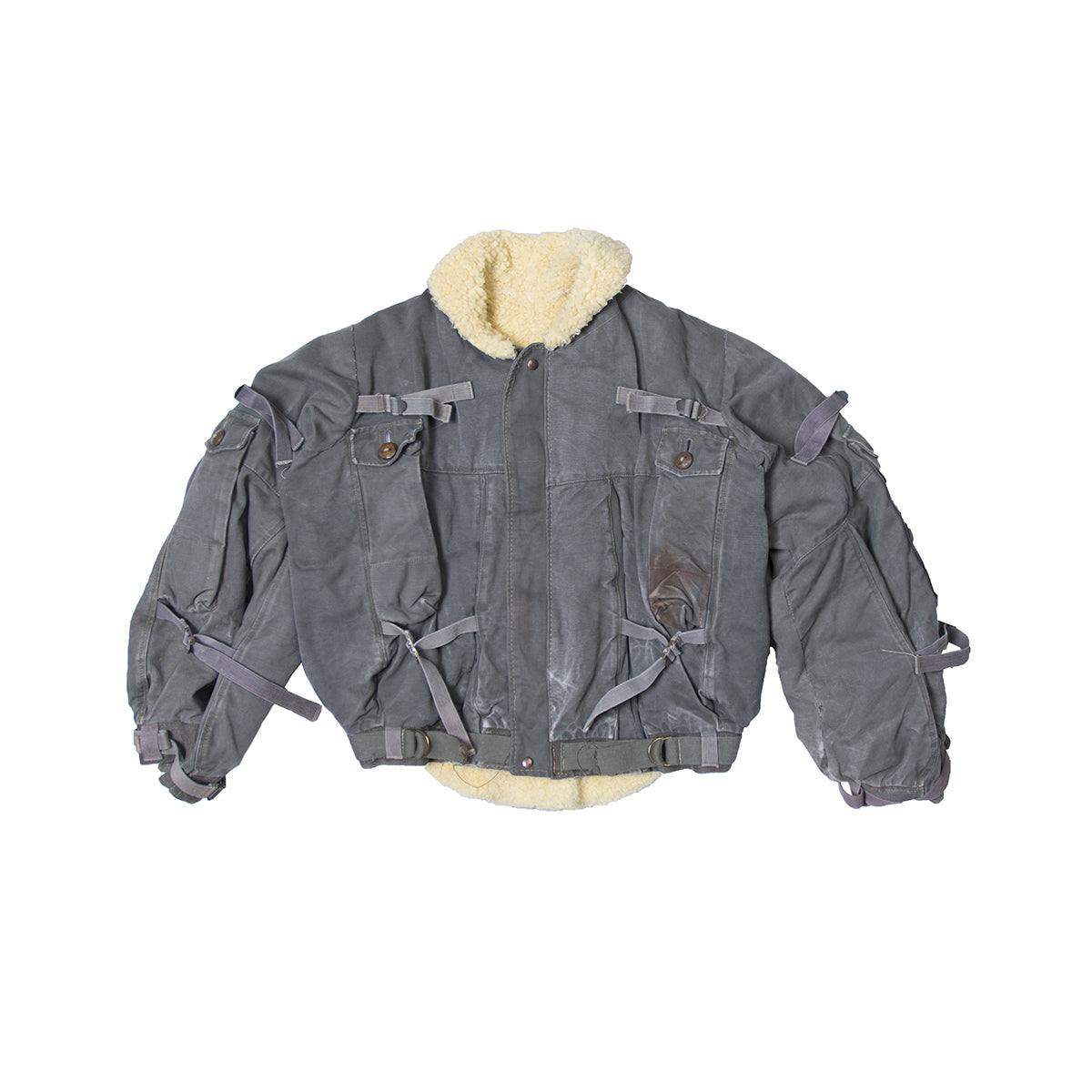 Swedish Constructed Jacket