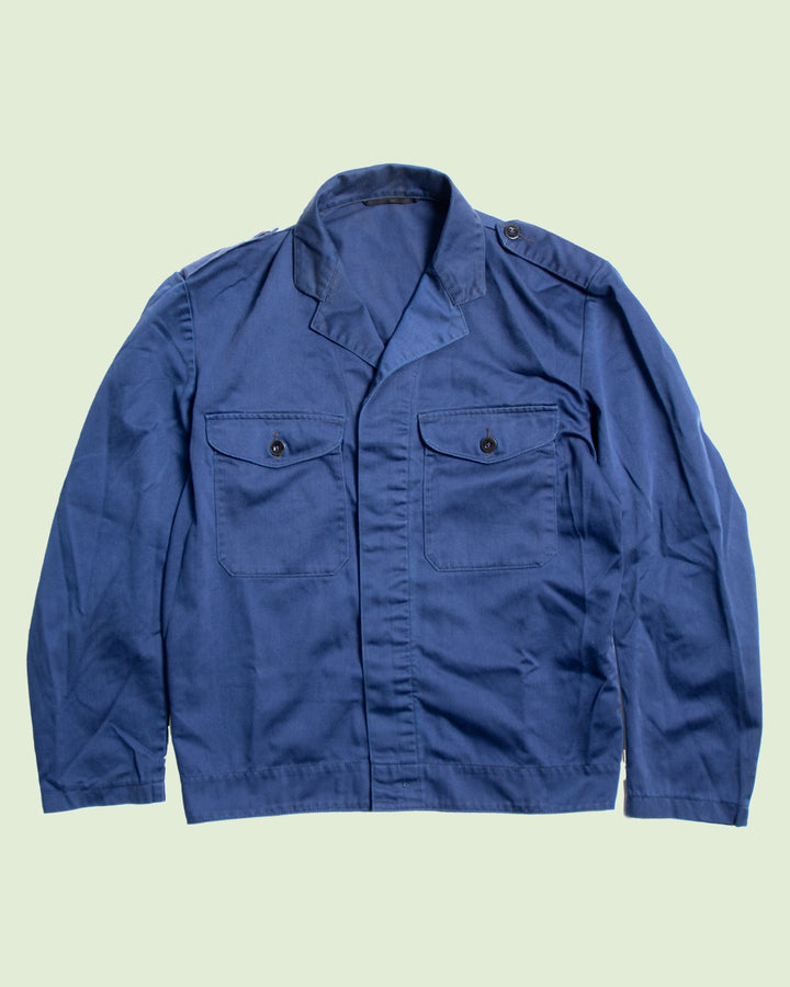 Swedish Navy Work Jacket (L)