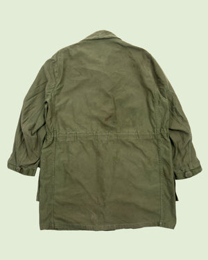 Swedish Army Parka Long