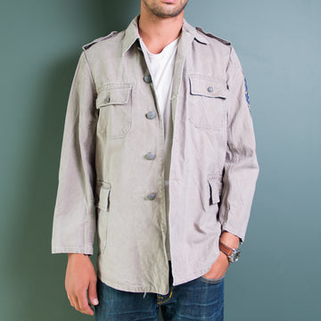 Swedish Army Work Jacket