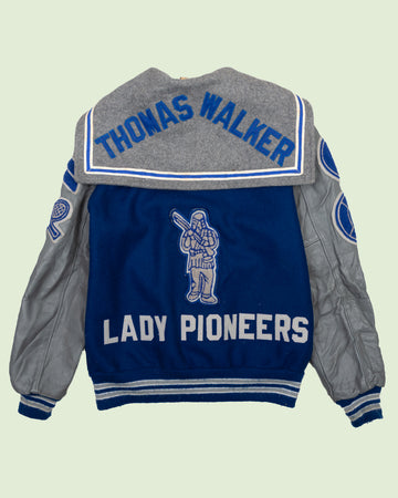 Thomas Walker Varsity Jacket (L/XL)