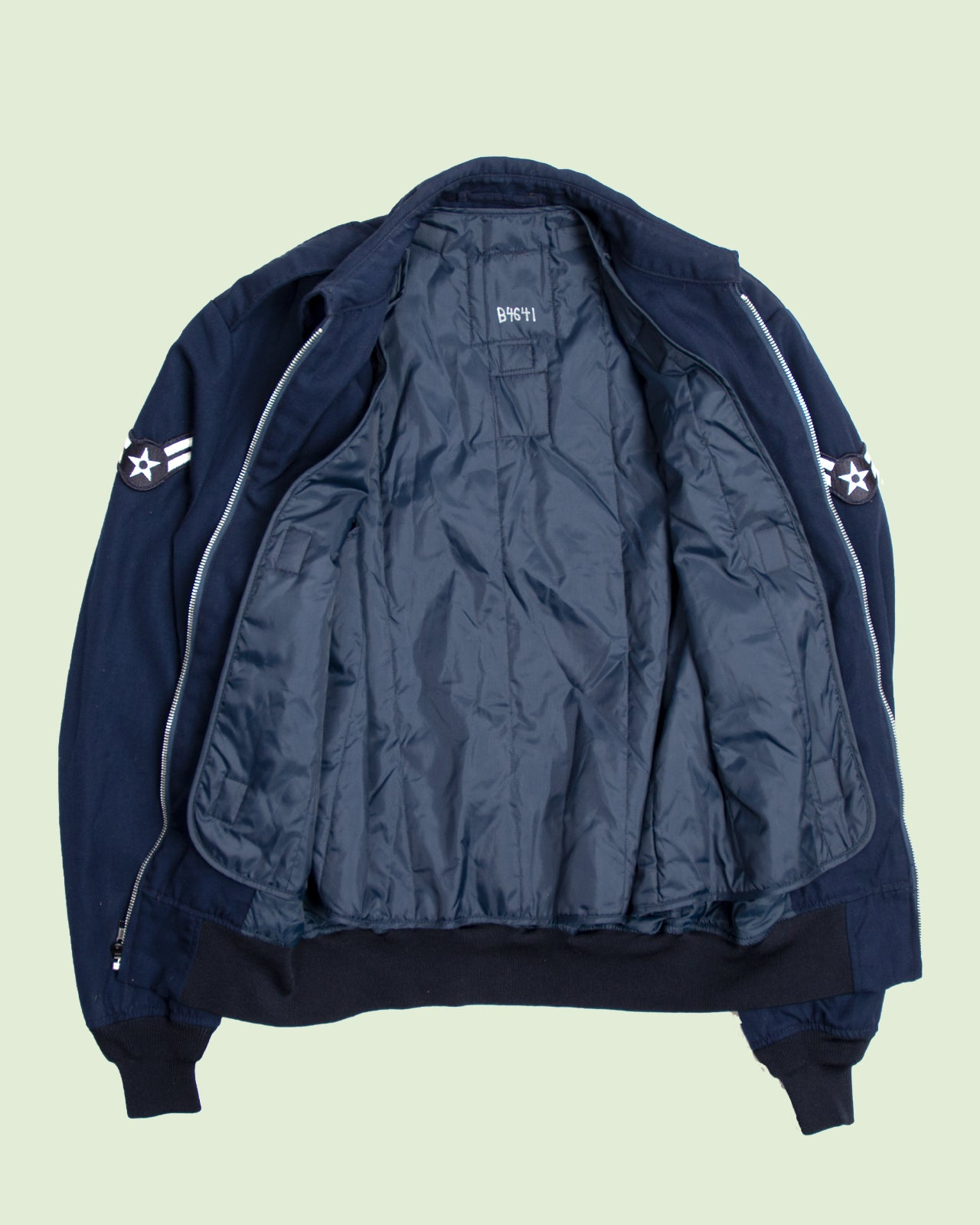 US Air Force Training Jacket With Liner (M/L)