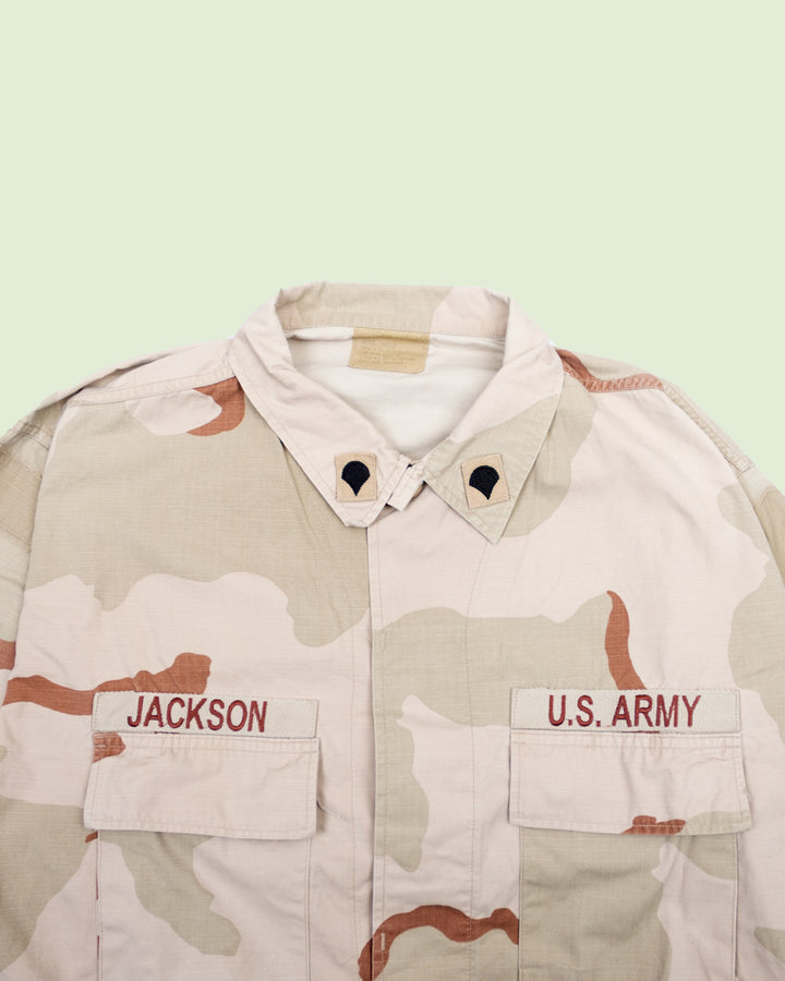 US Army Desert Camo Shirt