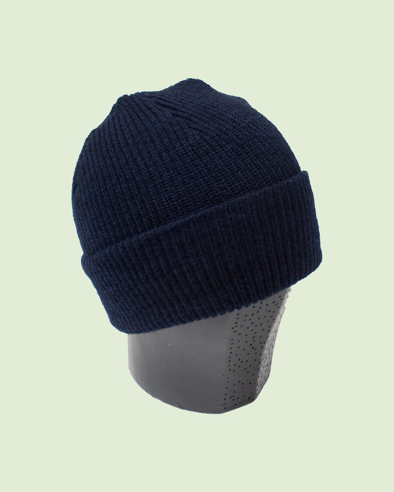 Wool Watch Cap Navy