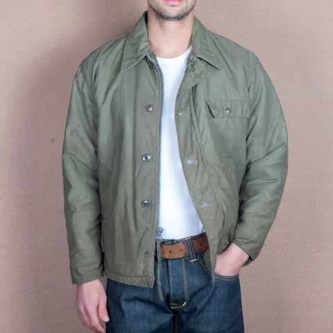 US Navy A2 Deck Jacket