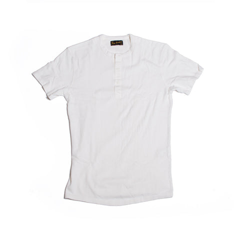 Utility Shirt Short Sleeve Ecru