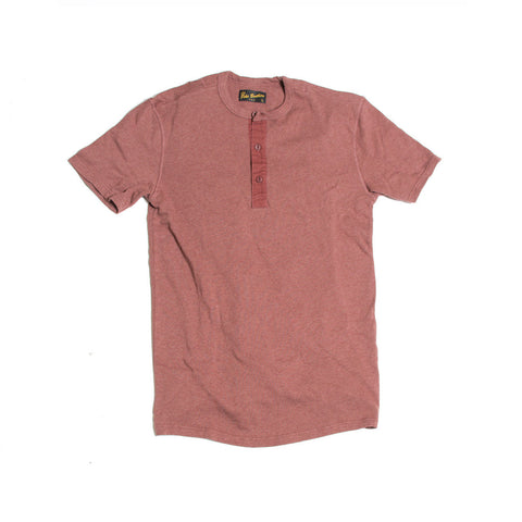 Utility Shirt Short Sleeve Rusty Red