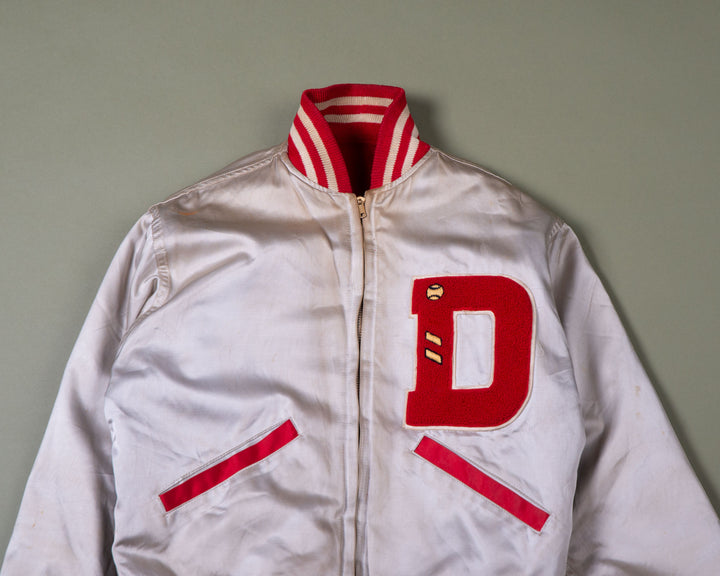"""D"" Reversable Varsity Jacket (M)"