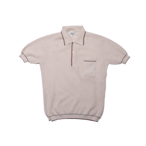 Vintage Beige Polo
