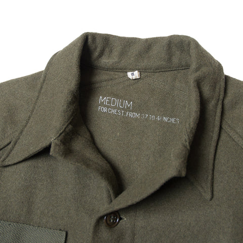 U.S. Army Wool Shirt M 1952