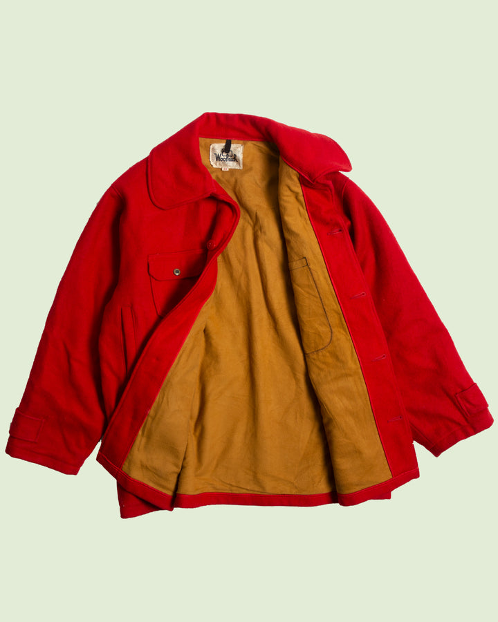 Woolrich Red Hunting Jacket (L)