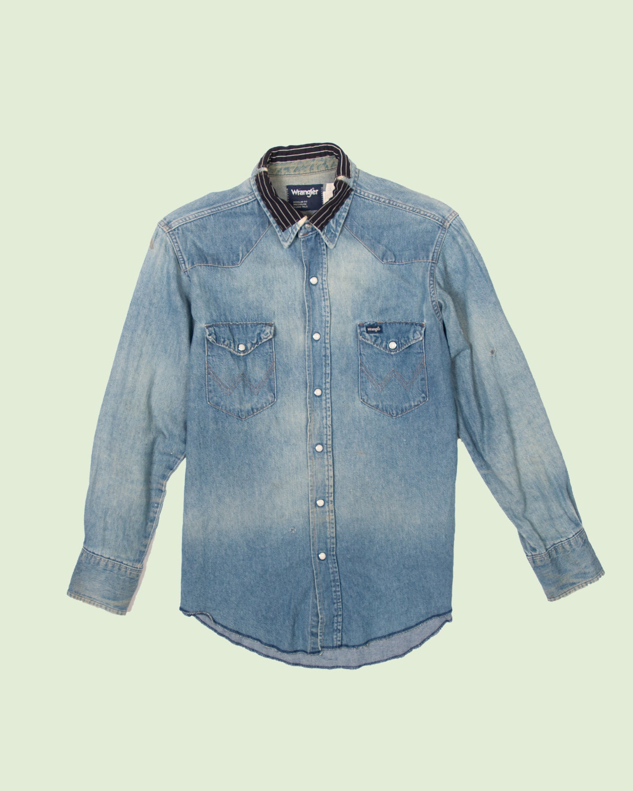 Wrangler Denim Patched No. 2 (M/L)