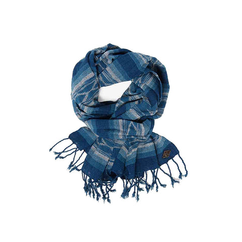 Indigo People Scarf - Yoki