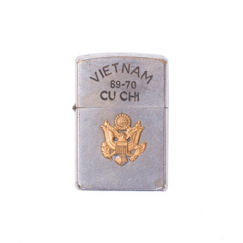 Vietnam 69-70 Cu Chi Lighter