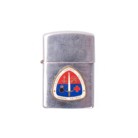 U.S. Naval Support Activity Lighter