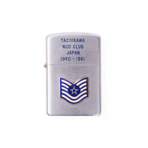 Tachikawa NCO Club Lighter