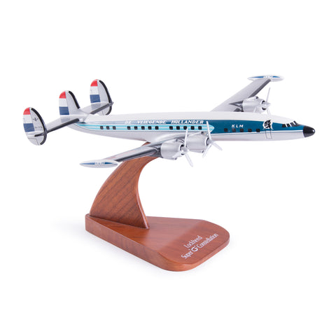 KLM Super Constellation model