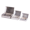 Three Vintage Silver Boxes