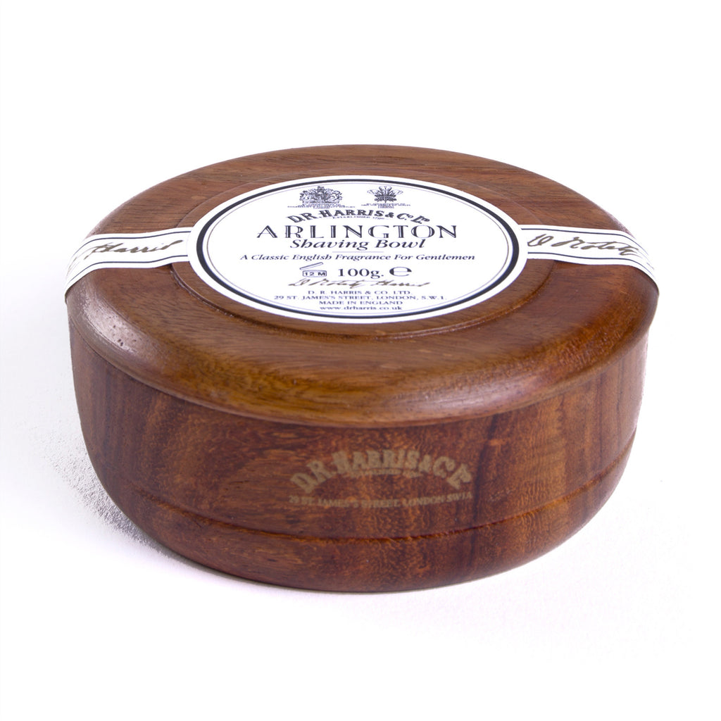 D.R. Harris Arlington Shaving Bowl