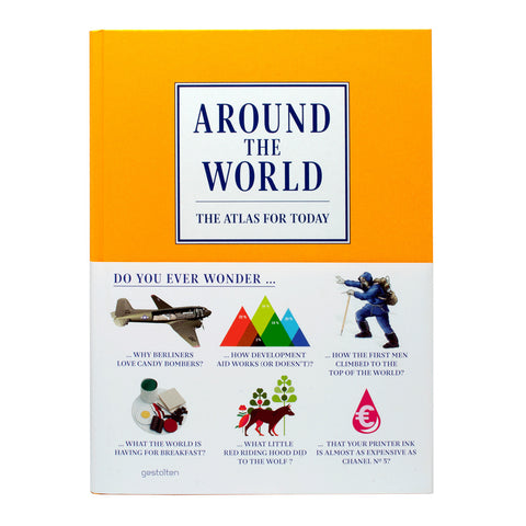 Around the World Atlas