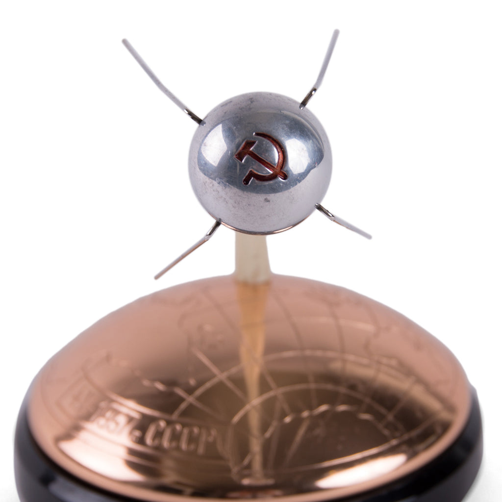 Sputnik Musical Box