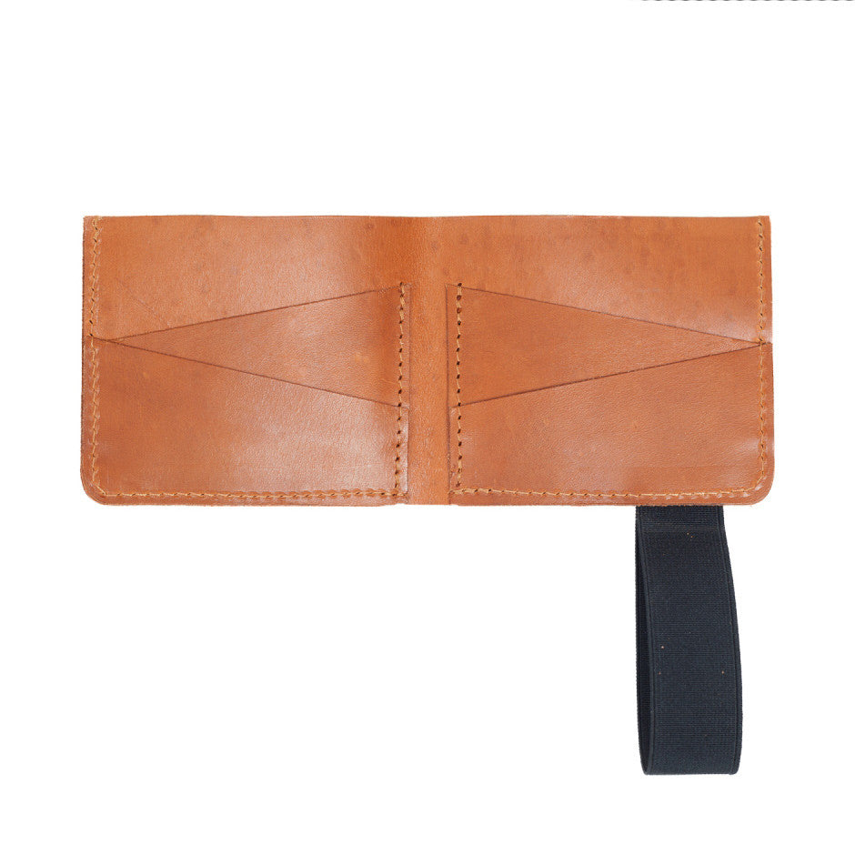 Atelier de l'Armée Flight Wallet Tan