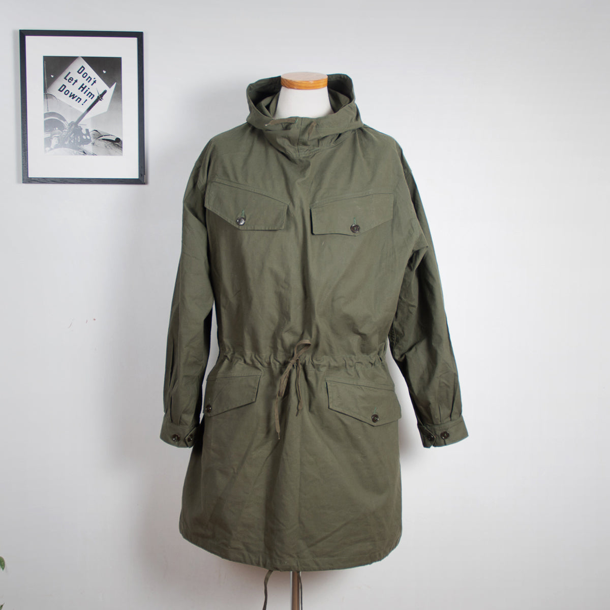 French Army Anorak