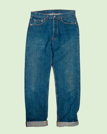 Levis 501 Red Lot Number W30/L32
