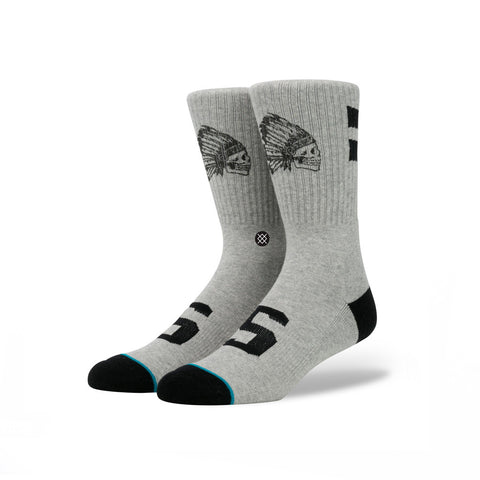 Stance Warfare Grey