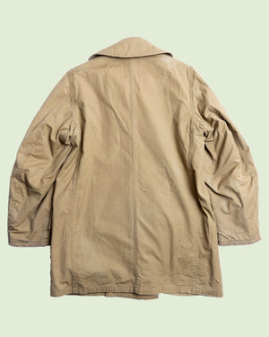 US Army Mackinaw Coat (L)