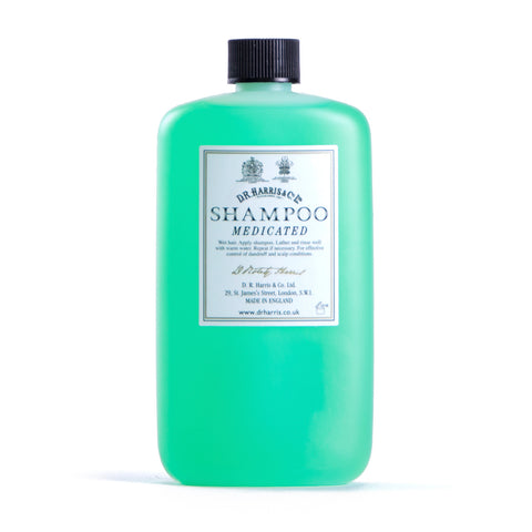 D.R. Harris Medicated Shampoo