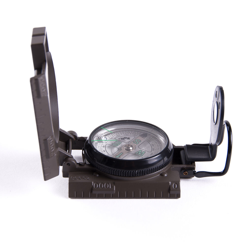 Lensatic Hiking Compass - Kompas Amsterdam Concrete Matter
