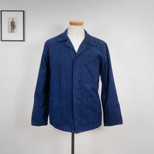 Moleskin Blue Workers Jacket