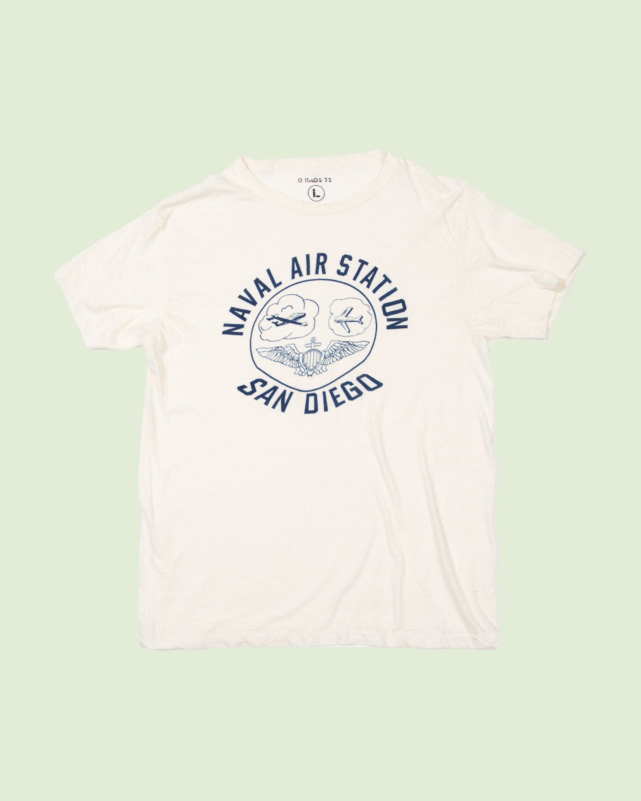 Naval Air Station San Diego T-Shirt