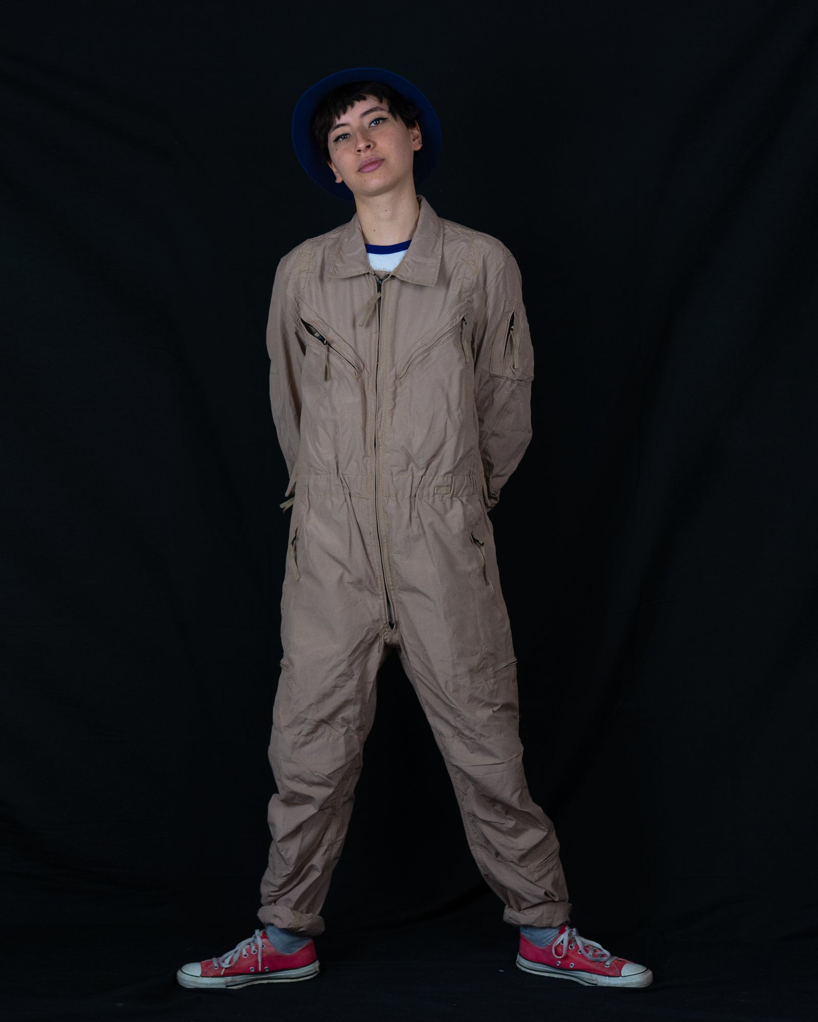 U.S. Army Coveralls Sand (M)