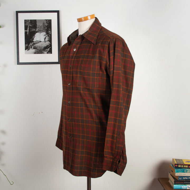 Pendleton Brown Check Shirt