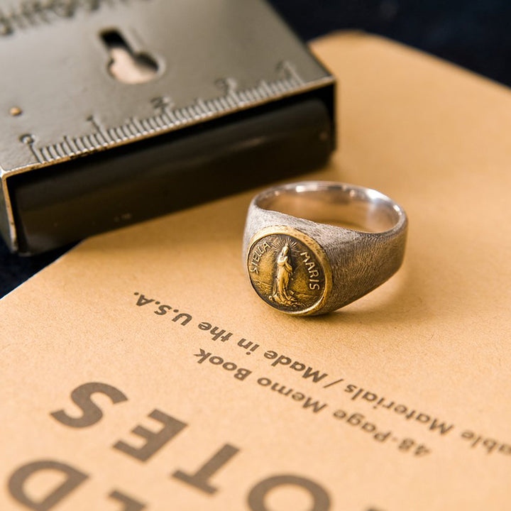 Stella Maris Ring