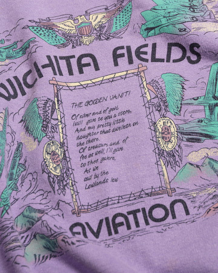 Wichita Fields Aviation Sweater (M/L)