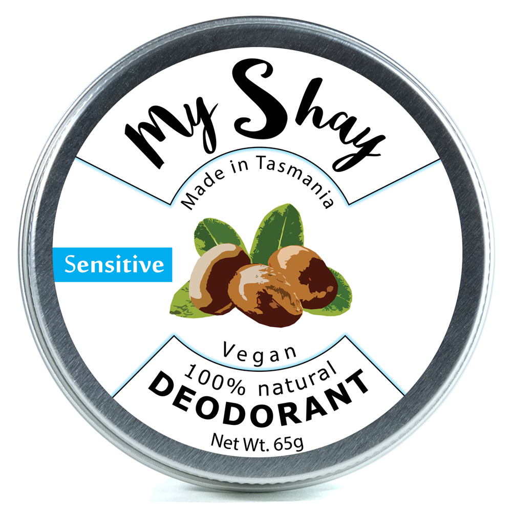 My Shay Deodorant - Bicarb Free Sensitive Blend 65g Bicarb Free