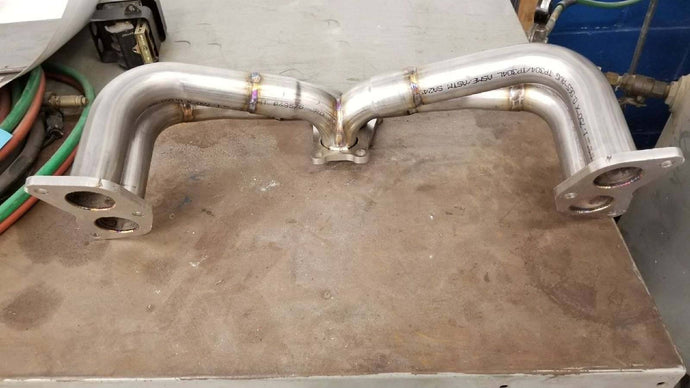 DZC-11702 WRX FA20DIT stainless turbo manifold