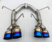 Load image into Gallery viewer, DZC-11715MDC Dezod Motorsports 2015+ VA 1/2 WRX STi Custom Stainless Muffler Delete