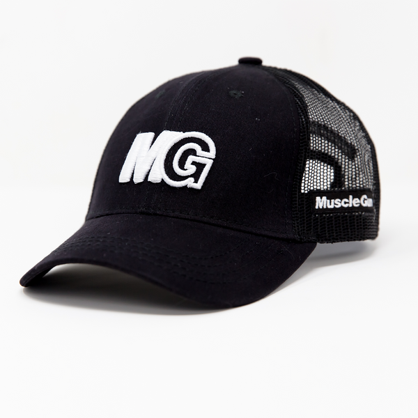 MuscleGun Truckers Style Baseball Cap