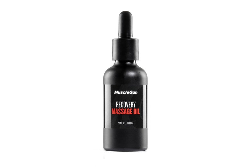 MuscleGun Recovery Massage Oil