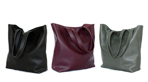 The Nora | full grain leather collection