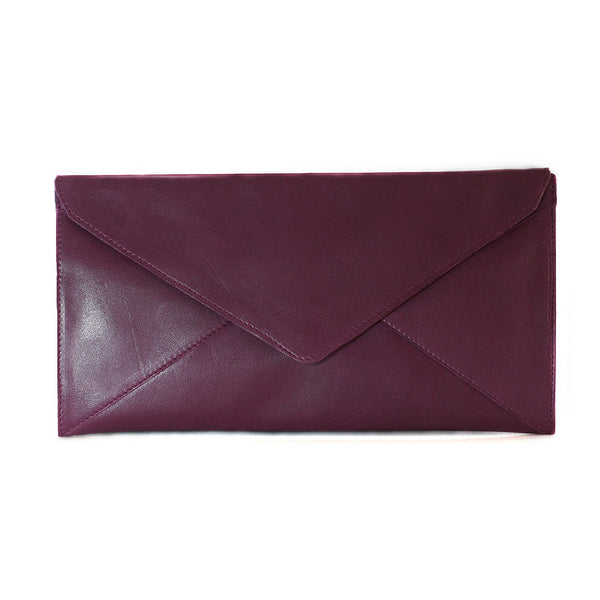The Marlene | burgundy