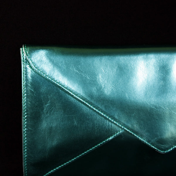 The Marlene | metallic mint