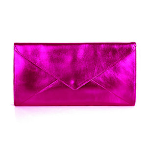 The Marlene | metallic pink