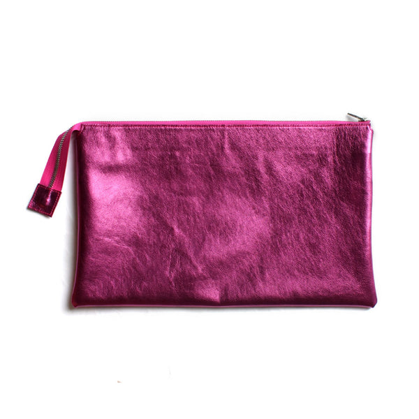 The Jaraya | metallic pink