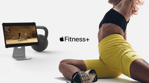 Apple Fitness + with Proper