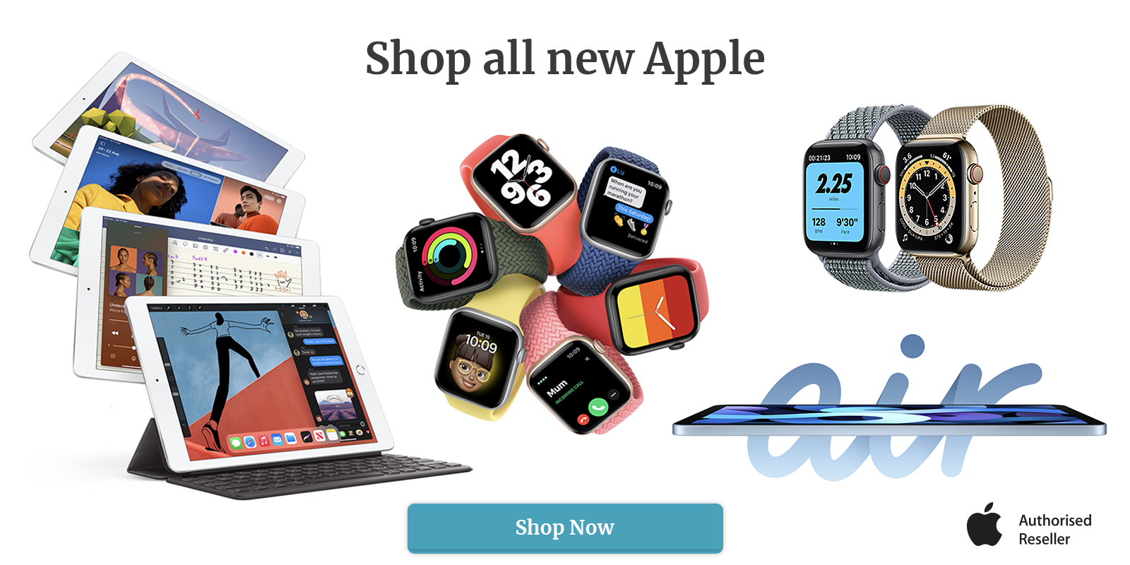 shop the latest releases from Apple